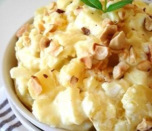 Картофельный салат - рецепт приготовления