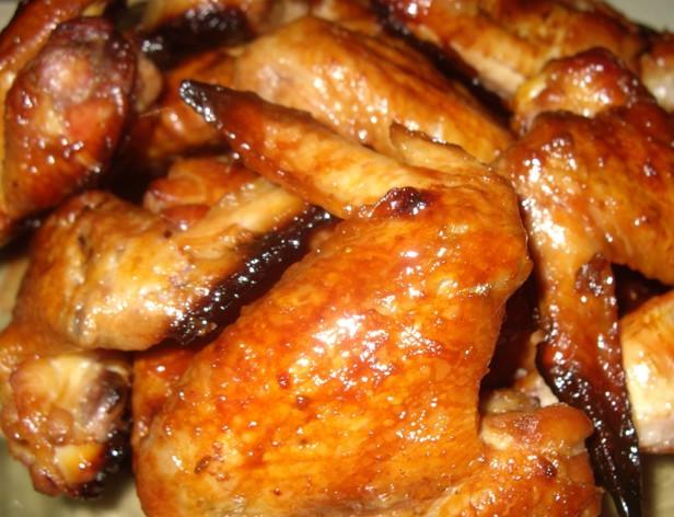 Куриные крылышки в медово соевом соусе на сковороде рецепт с пошагово
