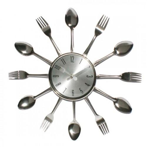 Часы для кухни делают наш дом уютным