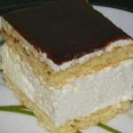 Торт » Птичье молоко»