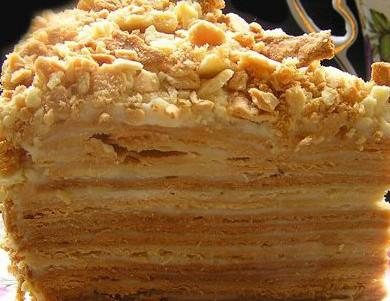 простой и невероятно вкусный торт