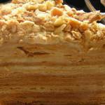 Торт сметанковый