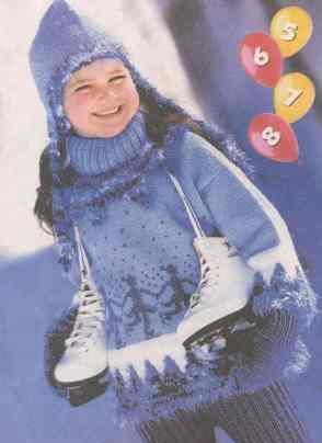 ...для мальчиков, выкройки искусственных шуб размер и вязание зимних...