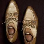 Обувь с характером