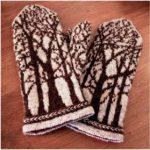 Варежки.Красивые схемы для рукавиц