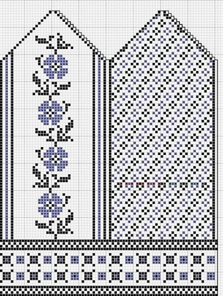 вязание крючком диана схемы