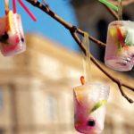 Новогодние украшения для уличной елки
