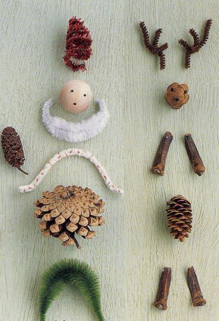 Новогодние вязания своими руками
