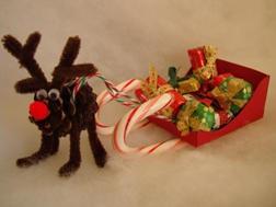 делаем украшения из сосновых шишек к новогодним праздникам