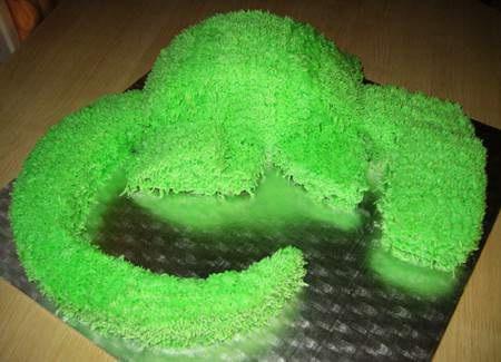 приступаем к оформлению торта