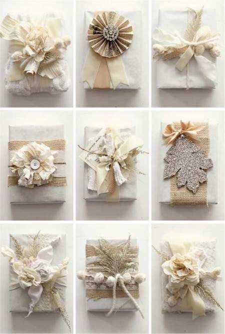 оформление подарков