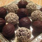 Печенье «Новогодние орешки»