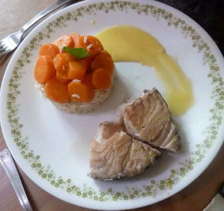 сливочный соус для рыбного блюда