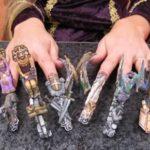 Самый невероятный дизайн ногтей