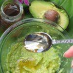 Маски с авокадо для лица