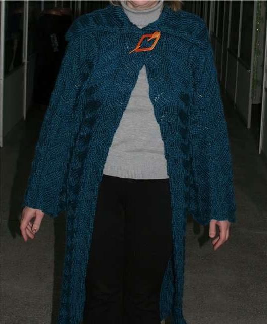 восхитительно красивое пальто