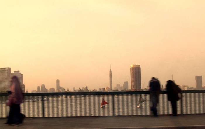 Чудная панорама Каира