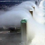 FLORIDA. Облака – цунами.