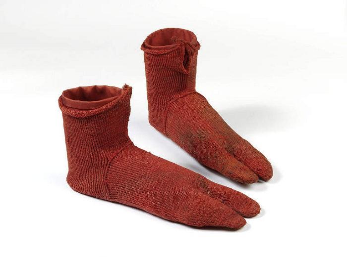 этим носкам 1700 лет!