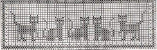 схемы, узоры, орнаменты для вязания спицами