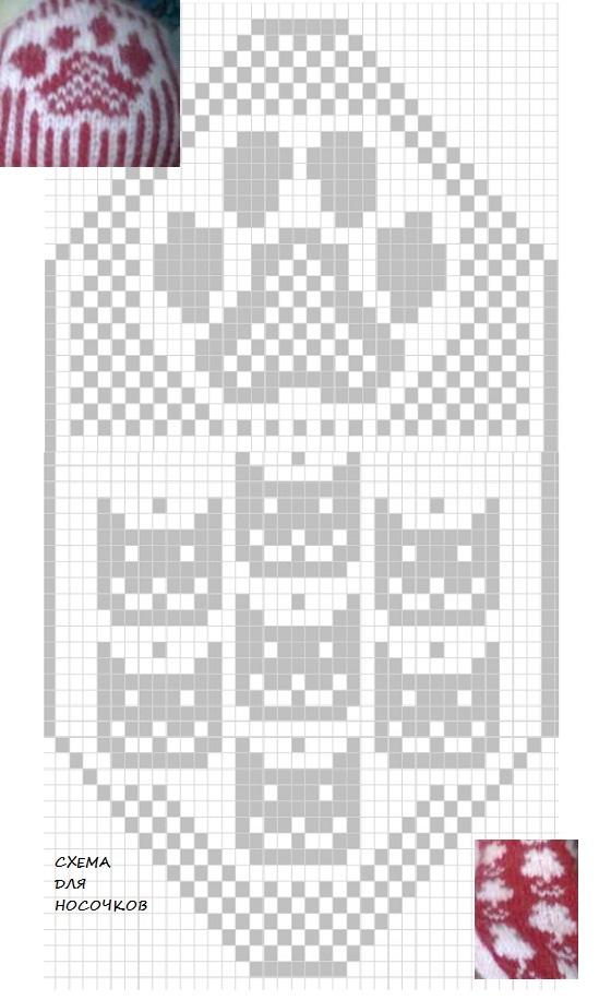 Красивые схемы, рисунки, орнаменты смотрите в статье.  Дамская копилка.  Жаккардовые узоры для вязания спицами...