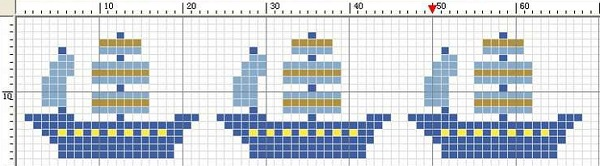 вязание,подборка детских жаккардов, схемы и шаблоны