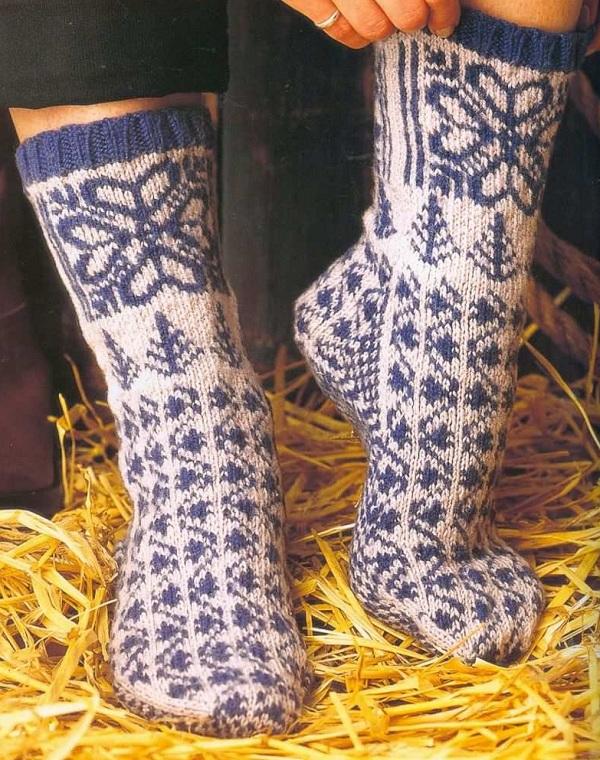 шикарные женские носки