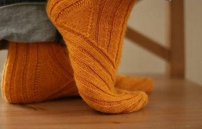 великолепные носочки