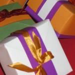 Коробка для подарка своими руками.