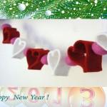Новогодняя гирлянда своими руками
