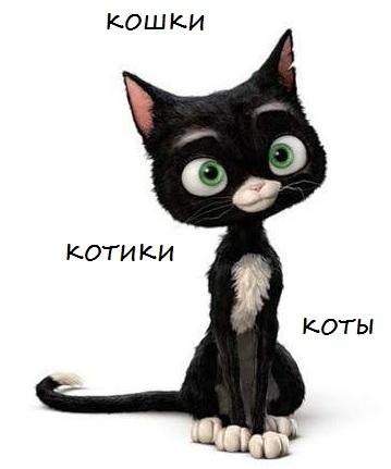 """схемы для вязания """"кошки"""""""