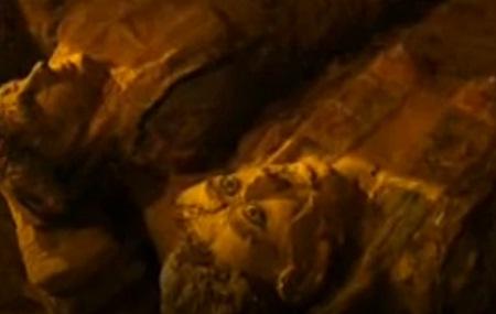 Оазис золотых мумий. Бахария