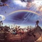 Ноев ковчег. Как появилась притча о всемирном потопе.