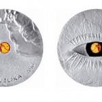 Необычные, удивительные монеты мира.