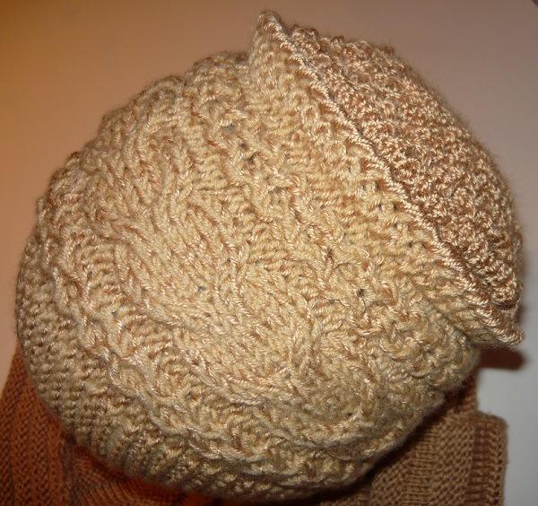 шапочка,ободок,вязание,спицами