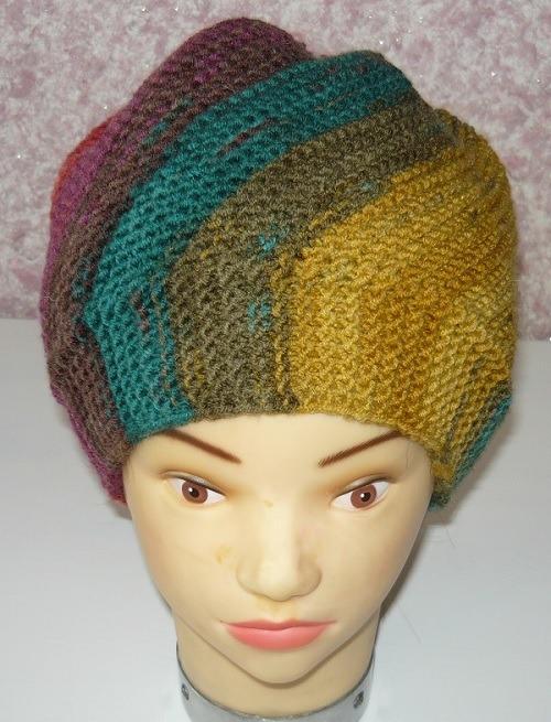 шапочка,шарф,спицами