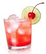 вишневый,слинг,коктейль